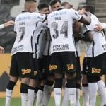 Corinthians e Atlético-GO empatam com protestos contra arbitragem