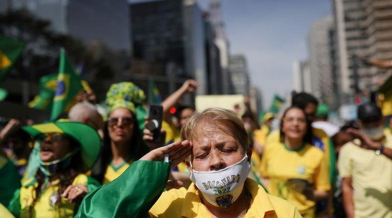 07/09/2021 REUTERS/Amanda Perobelli