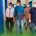 Comissão de Saúde da Alepa visita Hospital Municipal de Novo Progresso