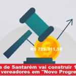 Empresa de Santarém ganha licitação para construir 10 salas para vereadores em Novo Progresso