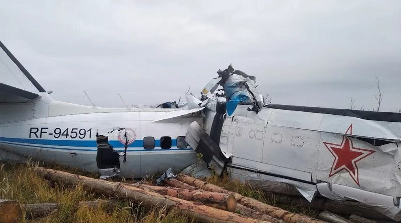 aviao russo