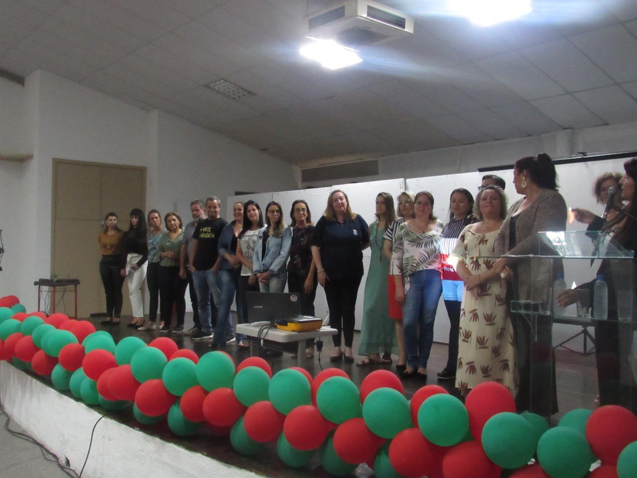 Secretaria De Assistência Social Promove Palestra