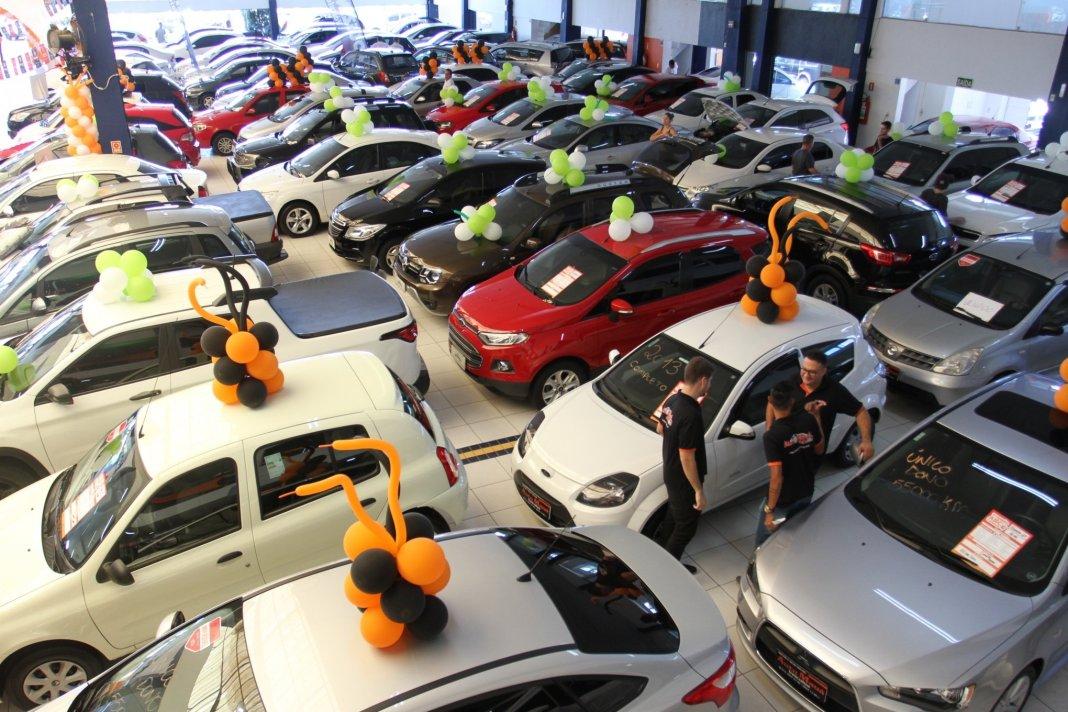 5 carros até 20 mil