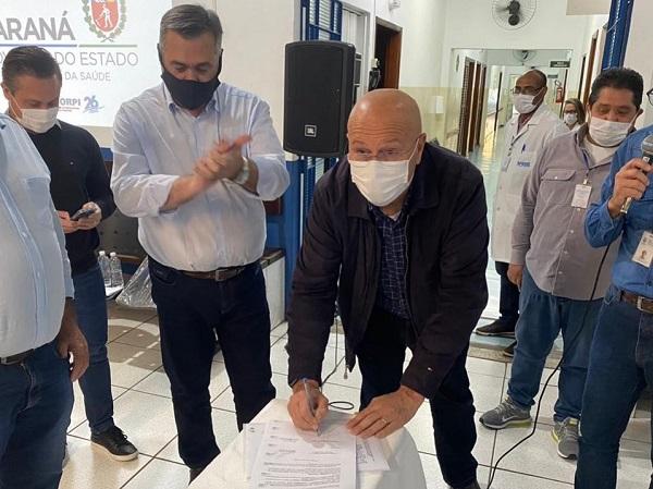 Governo do Estado lança edital de licitação para construção do centro de especialidades do Norte Pioneiro