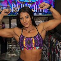 Layse Policarpo é destaque na Arnold como embaixadora de marca fitness
