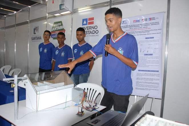 Educação Profissional e Tecnológica cria oportunidades para estudantes do Oeste da Bahia. Foto: Claudionor Jr