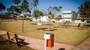 Praça Guanabara III. Foto: Divulgação