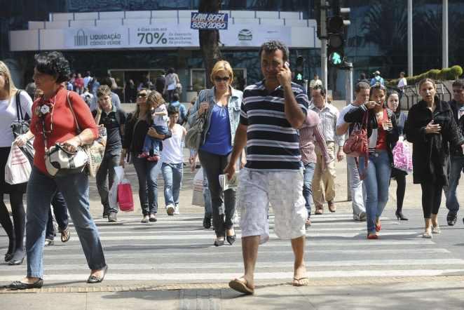 Taxa de desemprego no Brasil cai para 11,8% em julho, diz IBGE. Foto: Wilson Dias-ABR