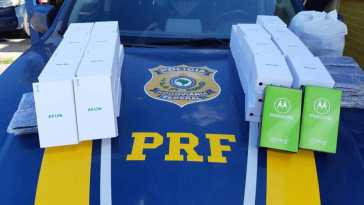 Foto: Divulgação/PRF-BA