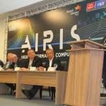 Inauguração do supercomputador AIRIS. Foto: Ascom/Seplan