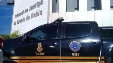 Tribunal de Justiça da Bahia. Foto: Cid Vaz/TV Bahia