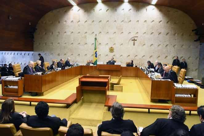 STF derruba validade da prisão após a segunda instância. Foto: Carlos Alves Moura/Agência Brasil