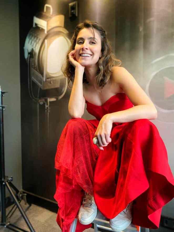 Camila Santanioni participa da 2ª Mostra de Filmes no Cinesystem Américas