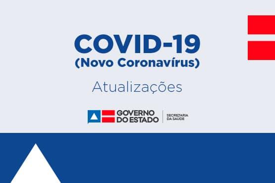 Bahia tem 156 casos confirmados de Covid-19 e uma morte