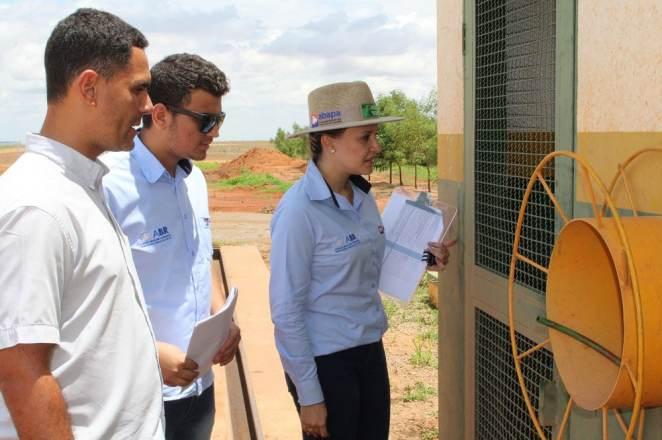 Visitas técnicas sustentabilidade Abapa (Foto: Divulgação/Abapa)