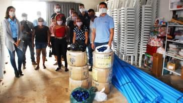 A Abapa vem contribuindo com o desenvolvimento sustentável da agricultura em todo o Oeste da Bahia (Imagem: Divulgação)