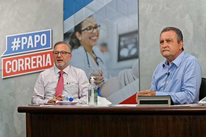 (Foto: Paula Fróes/ GOVBA)