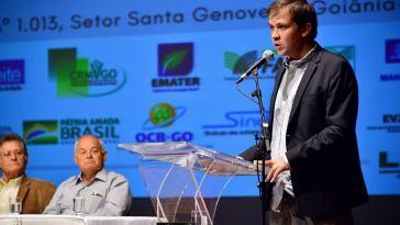 Secretário de Estado de Agricultura, Pecuária e Abastecimento, Antônio Carlos de Souza Lima Neto (Imagem: Reprodução)