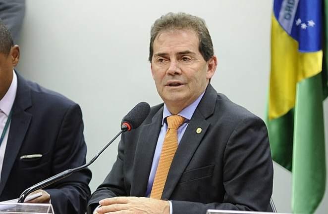 O deputado Paulo Pereira da Silva, o Paulinho da Força (Solidariedade-SP), é o vice-líder do Centrão na Câmara dos Deputados (Imagem: Alex Ferreira/Câmara dos Deputados)