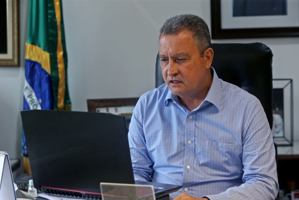 Rui Costa prorroga suspensões na Bahia até 12 de julho