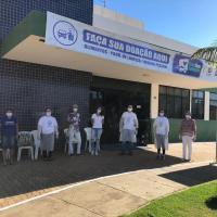 Sucesso na arrecadação de alimentos, Abapa integra Drive Thru Solidário em Barreiras