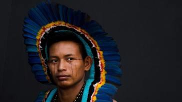 A reportagem encontrou declarações de terras e fazendas certificadas na área onde vivem os Manoki, que lutam para conclusão da demarcação do seu território (Imagem: Marcelo Camargo/Agência Brasil)
