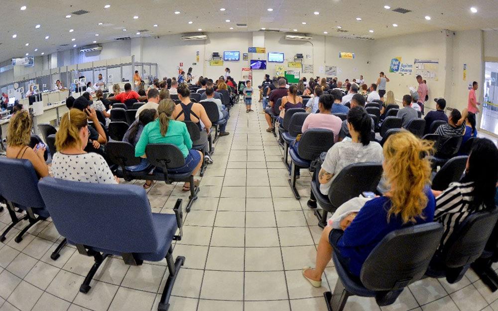 Goiás: Vapt Vupt volta a agendar atendimentos a partir de hoje