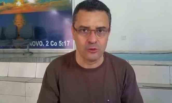 Alfredo Paulo, ex-membro da cúpula da Igreja Universal (Foto: Reprodução)