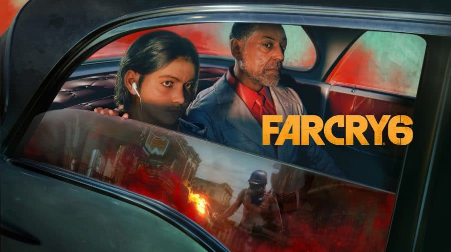 Ubisoft anuncia data de lançamento de Far Cry 6