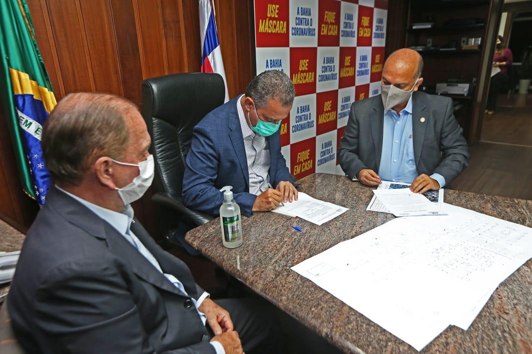 Governo da Bahia autoriza ampliação de hospital em Santa Maria da Vitória