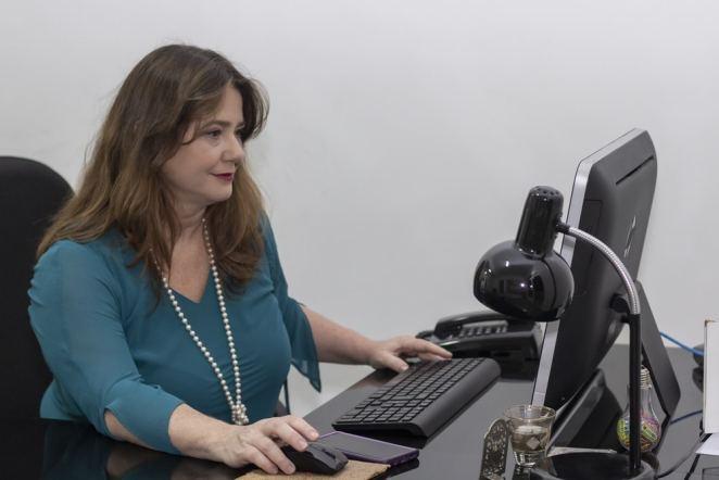 A jurista Jacqueline Valles (Foto: Divulgação)