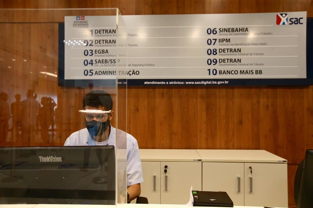 Volume de serviços na Bahia avançou 3,7% em junho
