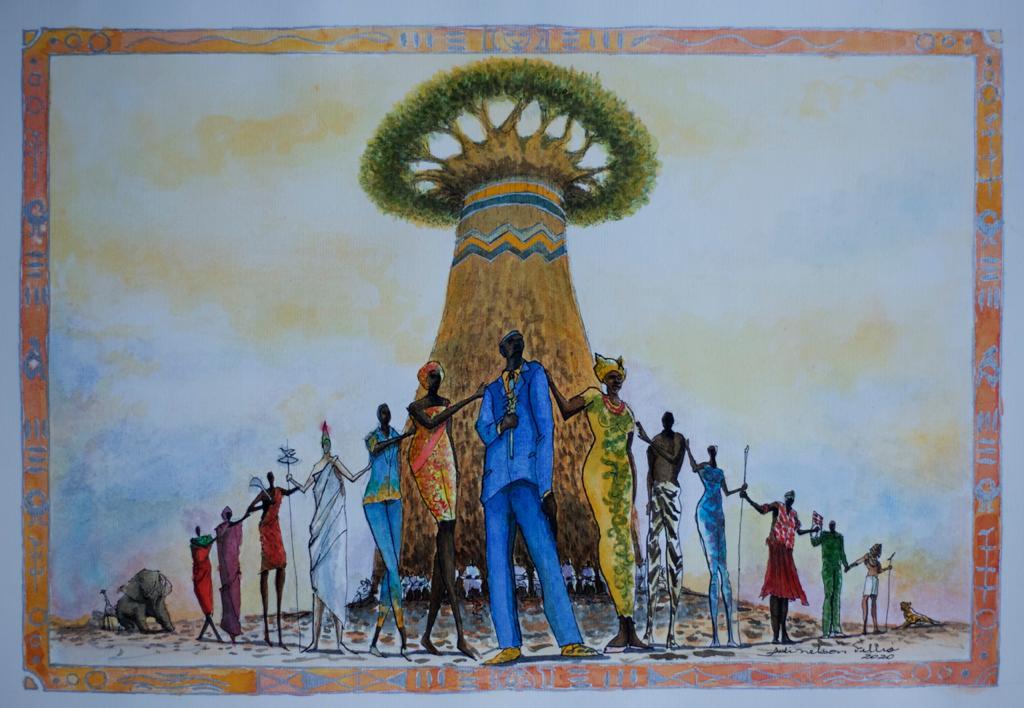 """Exposição """"Arte de Preto"""" resgata memórias negras e ancestralidade através da arte"""