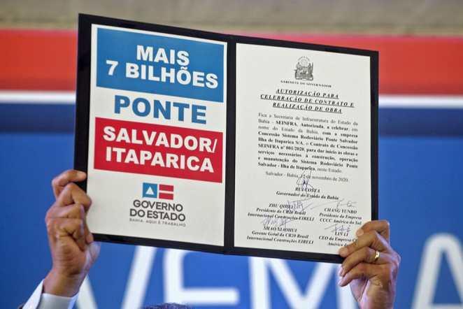 (Foto: Mateus Pereira e Carol Garcia/ GOVBA)