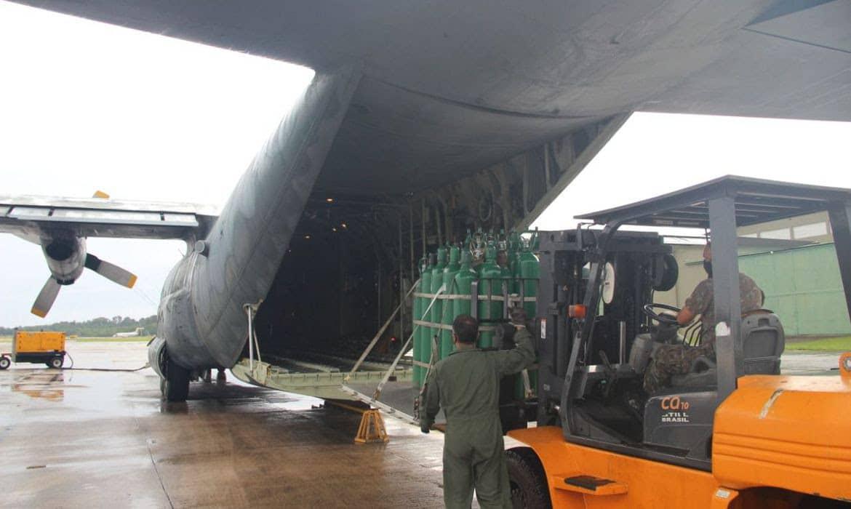 Governo Bolsonaro sabia 10 dias antes de colapso em Manaus e necessidade de transferir pacientes