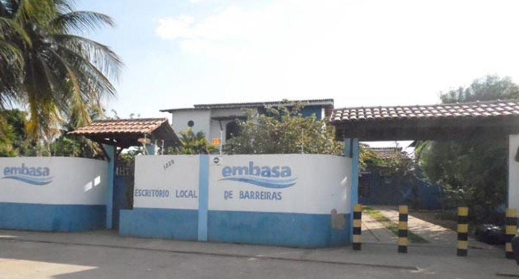 Abastecimento de água em Barreiras será interrompido neste domingo (18)