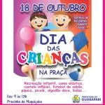Prefeitura promove Dia das Crianças neste domingo
