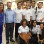 Atletas representam o município em Londrina