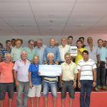 Produtores Rurais reconhecidos pela recuperação do Rio Benevente