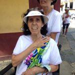 Superação sobre rodas: Maria de Fátima e sua história de felicidade