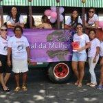 Guarapari terá caminhada em comemoração ao Dia Internacional da Mulher