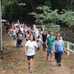 Parque Municipal de Alfredo Chaves é opção de lazer para moradores e turistas