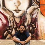 Faltam R$ 5 mil para Liam Bononi participar do maior evento de grafite na Dinamarca