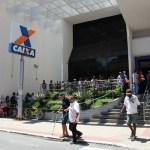 Agências da Caixa Econômica abrirão mais cedo aos sábados para saques do FGTS