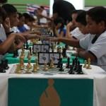 Alunos da rede municipal de Guarapari participam de torneio de xadrez
