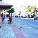 Vagas de estacionamento sobram no primeiro dia de rotativo em Muquiçaba
