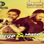É hoje! Jorge & Mateus no primeiro show do ano no Mais