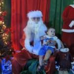 Papai Noel chega hoje em Alfredo Chaves