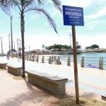 Praias de Guarapari estão próprias para banho, diz relatório de balneabilidade