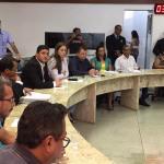 Novas cadeiras da Câmara Municipal de Guarapari custarão R$ 2.655,47 cada uma
